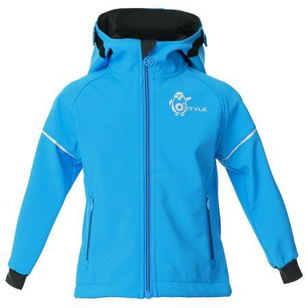 O'Style fantovska softshell jakna Ivon II, 128, modra