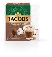 Jacobs Karton 3 x kapsle 7+7 ks Cappuccino
