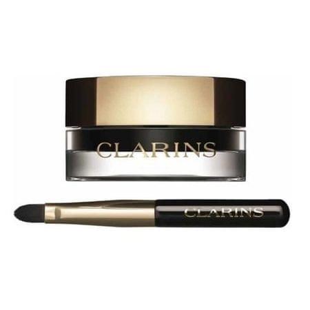 Clarins Vodeodolné gélové očné linky (Waterproof Gel Eyeliner) (Odtieň 01 Intense Black)