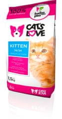 Dogs&Cats love Cats love Kitten 1,5kg