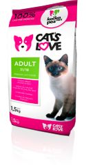 Dogs&Cats love Cats love Adult 1,5kg