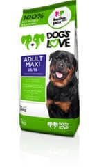 Dogs&Cats love Dogs love Adult Maxi 3kg