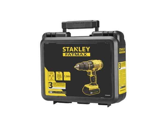 Stanley akumulatorski udarni vrtalni vijačnik FMC626C2K