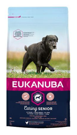 Eukanuba hrana za pse Senior Large, 15 kg