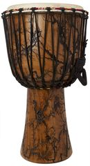"Tycoon 12"" Supremo Select Willow Rope-Tuned Djembe Djembe"