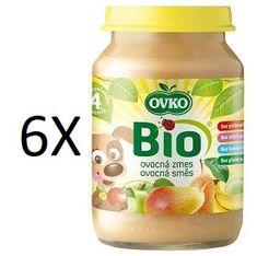 OVKO 6x BIO ovocná směs PT - 190g