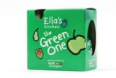 Ella's Kitchen Ovocné pyré - Green One  (Jablko) - 5 ks