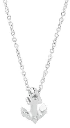 202ccf085 Brosway Pánsky oceľový náhrdelník s kotvou Marine BRN01 | MALL.SK