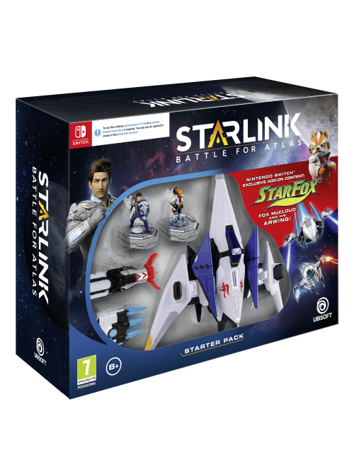 Starlink: Battle for Atlas - Starter Pack (SWITCH)