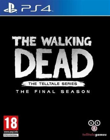 Telltale Games igra The Walking Dead: The Final Season (PS4)