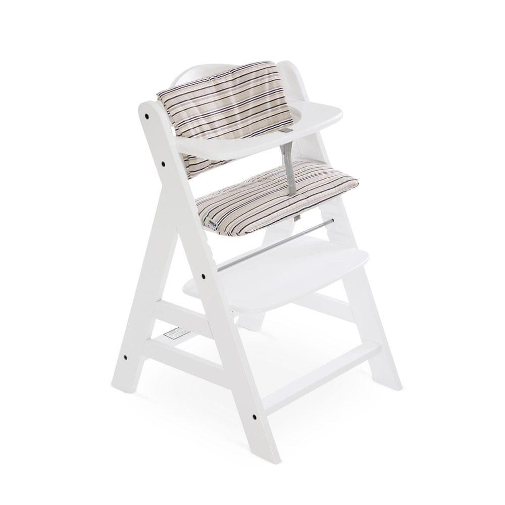 Hauck Potah DeLuxe 2020 na jídelní židličku Alpha multi beige