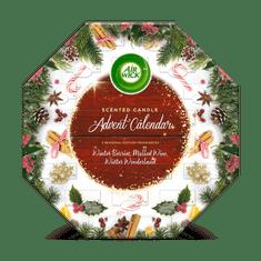 Air wick Adventný kalendár - 24 ks sviečok