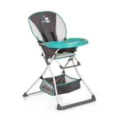 Hauck Mac Baby Deluxe 2019 jídelní židlička forest fun