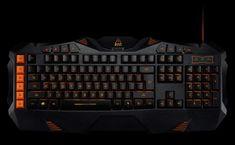 Canyon multimedijska gaming tipkovnica Fobos CND-SKB3