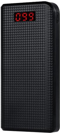 REMAX polnilna baterija PowerBank 30000 mAh, AA-1041, črna