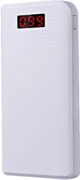 REMAX Proda powerbank, 30000 mAh, bílá AA-1042