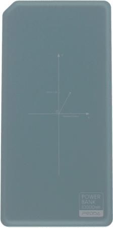 REMAX polnilna baterija power bank, 10.000 mAh, AA-1293, modra