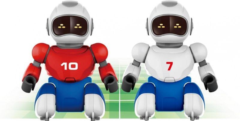 MaDe Robot s míčkem na dálkové ovládání