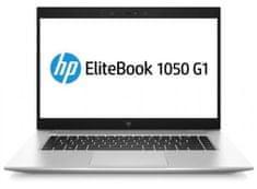HP prenosnik EliteBook 1050 G1 i7-8750/16GB/SSD512GB/GTX1050/15,6FHD/W10P (3ZH22EA#BED)