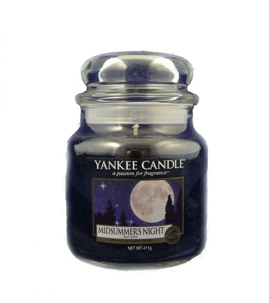 Yankee Candle Midsummer´s Night Classic střední 411 g