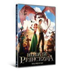 Hledá se princezna   - DVD