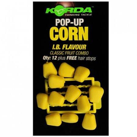 Korda Umělá Kukuřice Pop Up Corn citrusové plody, zelená