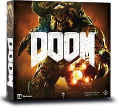 ADC Blackfire Doom: dosková hra