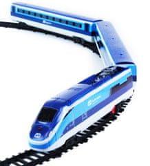 Rappa Vlak češke železnice z zvokom in lučjo