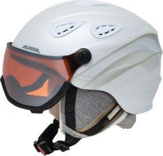 Alpina Sports kask Grap Visor HM White-prosecco Mat 54-57 cm