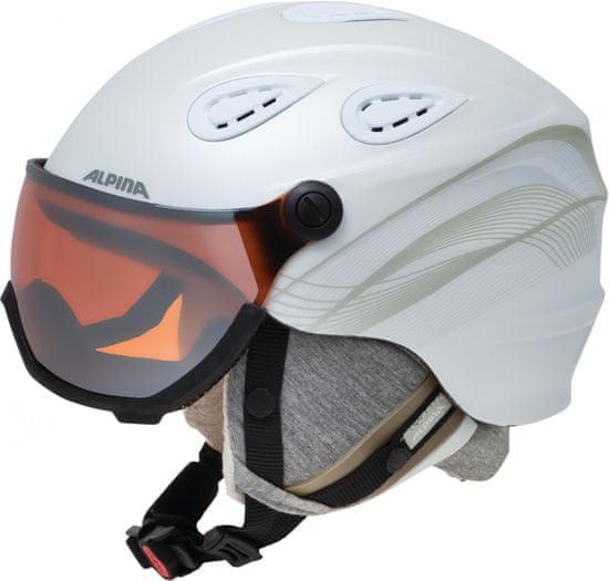 Alpina Sports kask Grap Visor HM