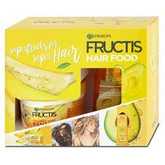 Garnier Zestaw podarunkowy do włosów suchych Fructis Hair Food