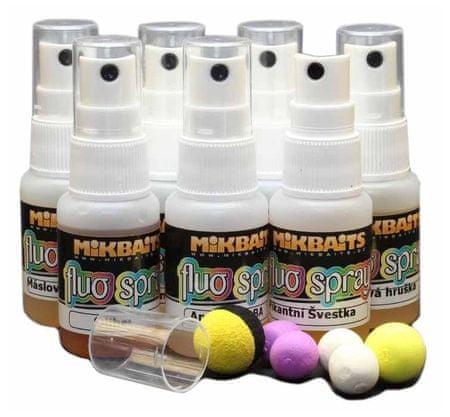Mikbaits Fluo Spray 30 ml Cesnak