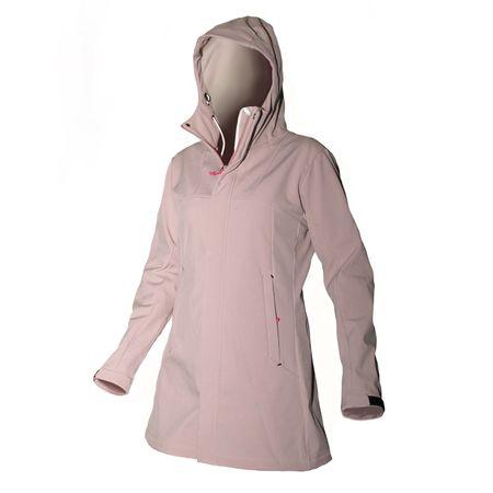 Northfinder ženska softshell jakna Lupitana, roza, S
