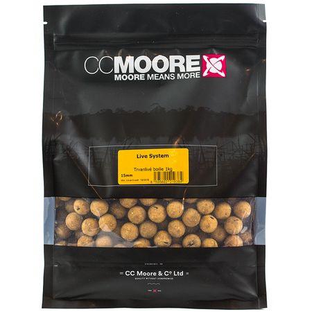 Cc Moore Boilies Live system 1 kg, 18 mm