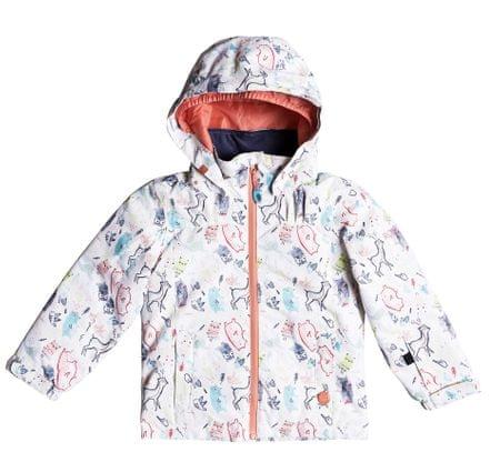 Roxy dekliška jakna Mini Jetty JK K. 98, bela