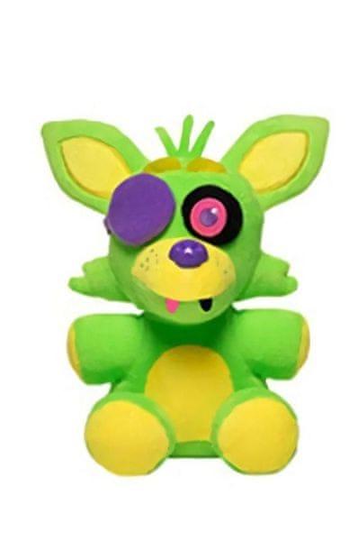Plyšák Five Nights at Freddys - Foxy (zelený, Funko)