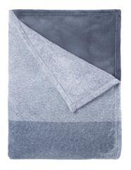 Mistral Home Báránykás pléd Flannel yarn Denim 150x200 cm
