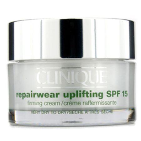 Clinique Ujędrniające krem do skóry suchej Repairwear stromo wznosi SPF 15 (Firming krem) 50 ml