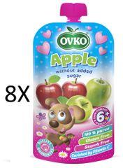 OVKO 8x Jablko PO - 120g
