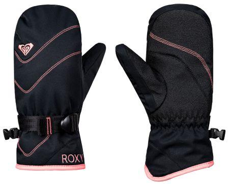 ROXY dziewczęce rękawiczki JETT SOL MITTN S czarny
