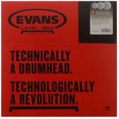 Evans Genera G2 Fusion Coated set Sada blan na tomy