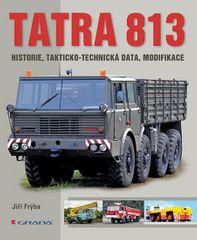Frýba Jiří: Tatra 813 - historie, takticko-technická data, modifikace