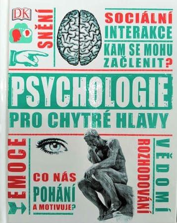 Weeks Marcus: Psychologie pro chytré hlavy