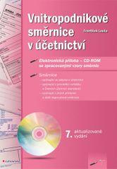 Louša František: Vnitropodnikové směrnice v účetnictví + CD