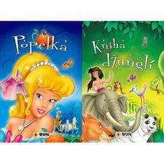 Popelka, Kniha džunglí - Dvě klasické pohádky