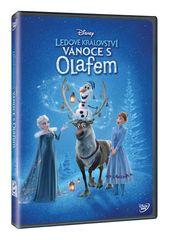 Ledové království: Vánoce s Olafem   - DVD