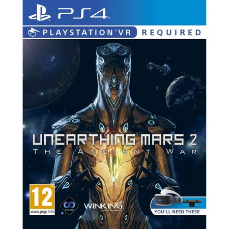 Perpetual igra Unearthing Mars 2: The Ancient War VR (PS4) – datum izida 2.11.2018