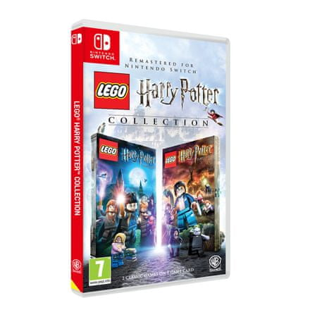 Warner Bros igra LEGO Harry Potter: Year 1-7 (Switch) – datum izida 2.11.2018
