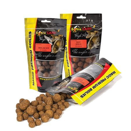 Extra Carp boilie Magic Premium Hot 250 g 16 Pineapple Fish +20 mm