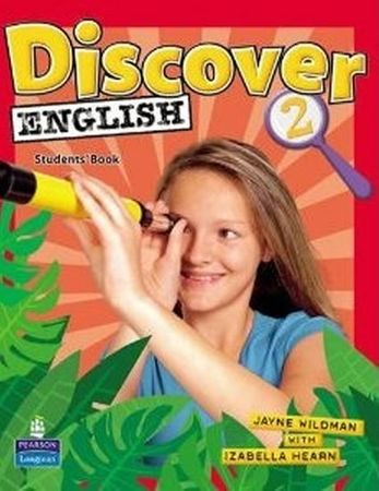 Wildman Jayne: Discover English 2 Student´s Book